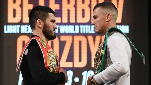 Top Rank Boxing Fall Schedule News Conference