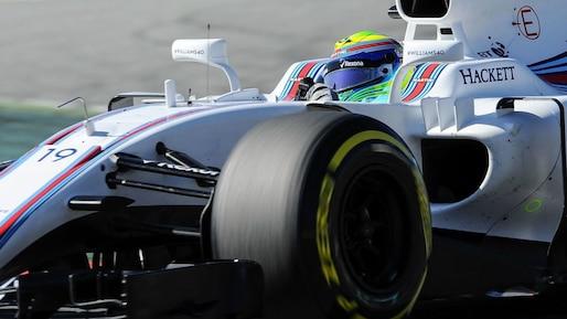 F1: Felipe Massa remet les pendules à l'heure