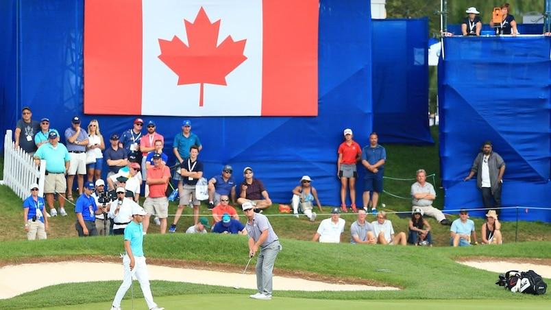 RBC Canadian Open - Round Three