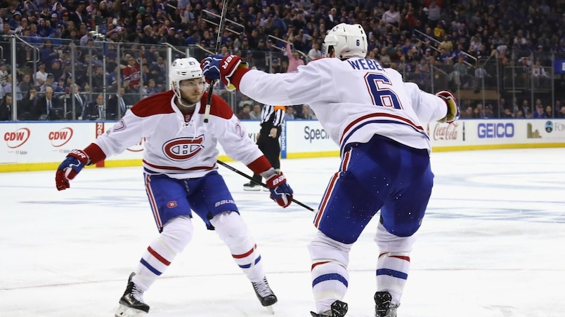 Shea Weber: «Performance très solide»
