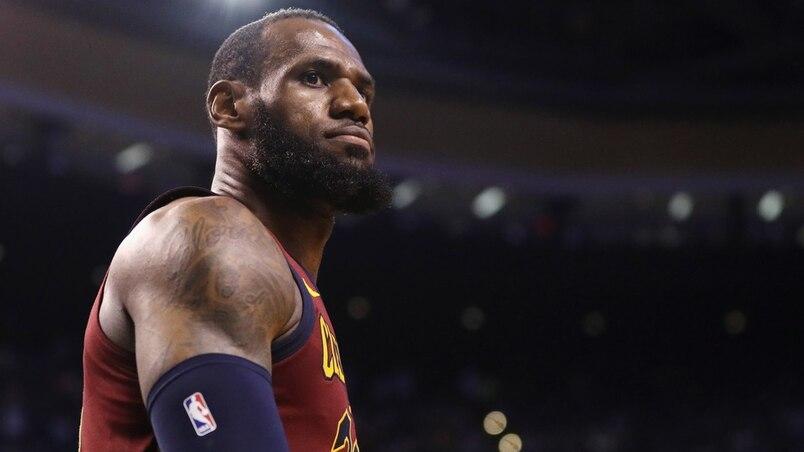 Cleveland Cavaliers v Boston Celtics - Game Two