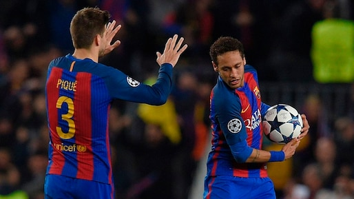 Neymar reste chez le FC Barcelone, dit Gerard Piqué