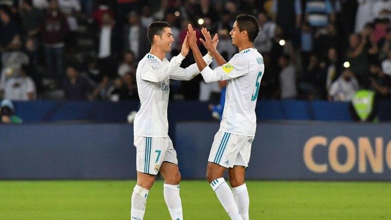 Le Real Madrid est encore champion du Mondial des clubs