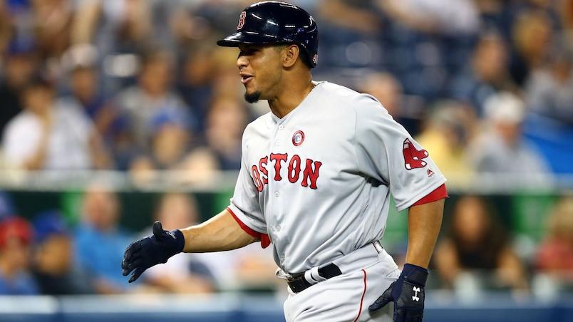 Remontée victorieuse des Red Sox contre les Jays