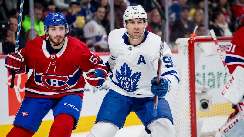 MATCH-DU-CANADIENS-DE-MONTREAL-CONTRE-LES-MAPLE-LEAFS-DE-TORONTO
