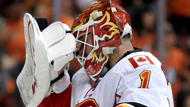 L'ère Brian Elliott terminée à Calgary?