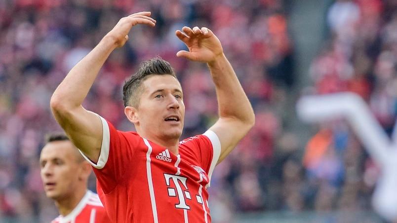 Le Bayern Munich remet les pendules à l'heure
