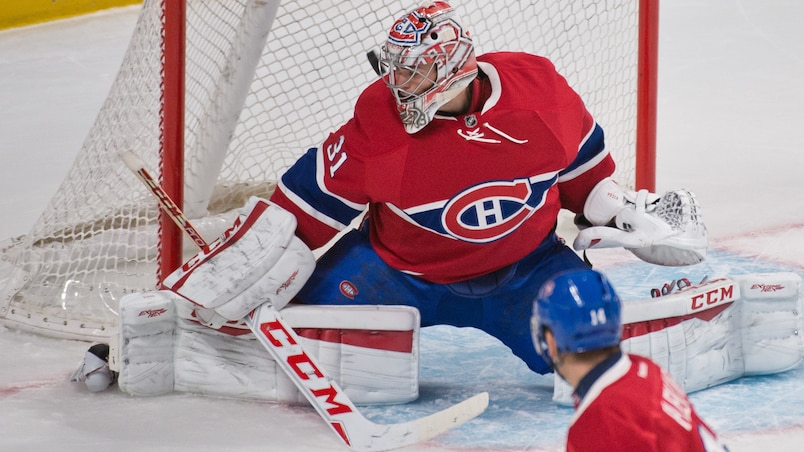 Pools : Carey Price loin devant