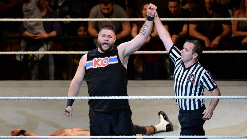 SPO-LUTTE-WWE