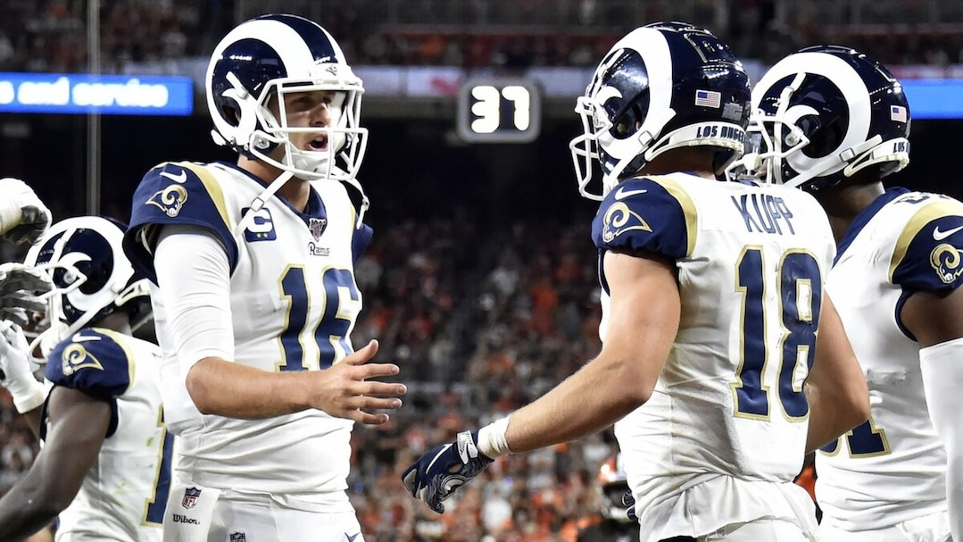 FBN-SPO-LOS-ANGELES-RAMS-V�CLEVELAND-BROWNS