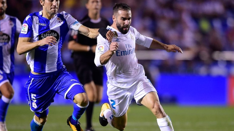 Real Madrid : prolongation de contrat jusqu'en 2022 pour Dani Carvajal