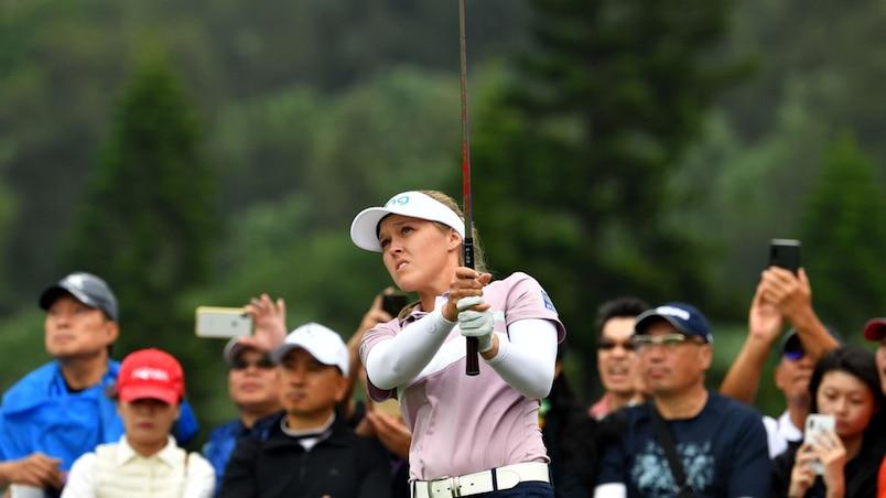 Brooke M. Henderson termine 4e à Taïwan
