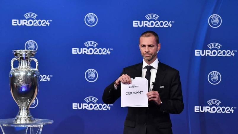 L'Euro 2024 en Allemagne