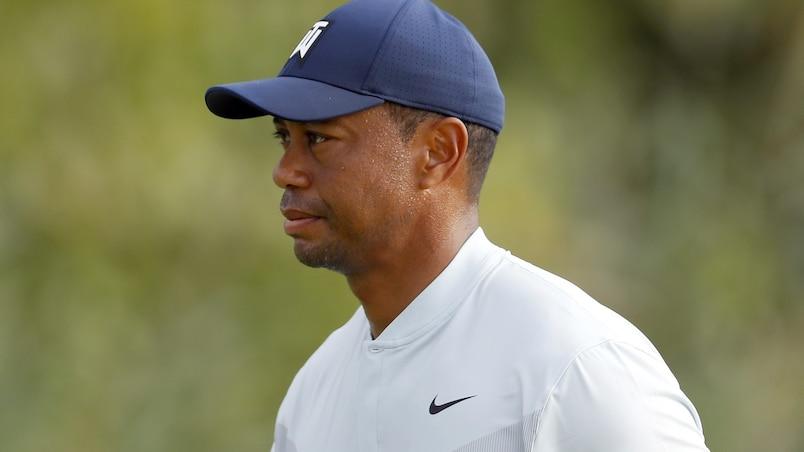 Tiger Woods déclare forfait