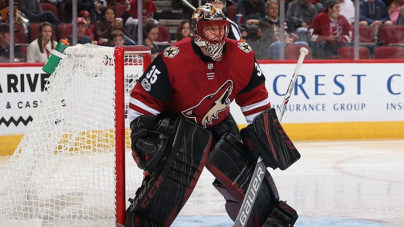 Louis Domingue passe au Lightning