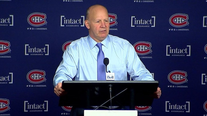 Claude Julien ne se remet pas en question