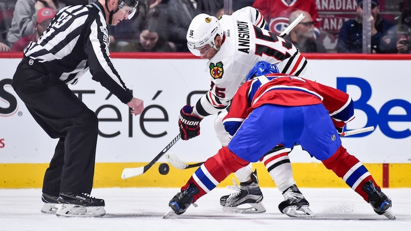 SPO-HKO-HKN-CHICAGO-BLACKHAWKS-V-MONTREAL-CANADIENS