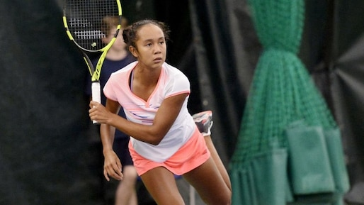 Roland-Garros: Leylah Annie Fernandez s'incline en demi-finale