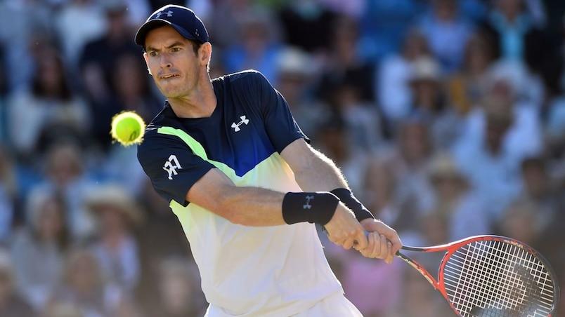 Coupe Rogers: Andy Murray reçoit un laissez-passer