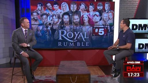 Les cinq meilleurs «Royal Rumble» de l'histoire