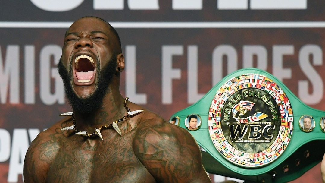 BOX-SPO-DEONTAY-WILDER-V-LUIS-ORTIZ---WEIGH-IN
