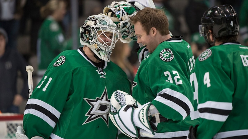 NHL: Edmonton Oilers at Dallas Stars