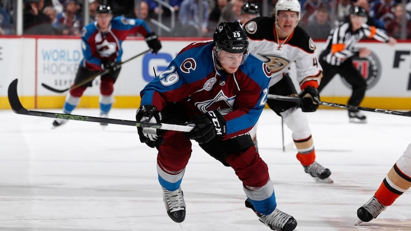 Anaheim Ducks v Colorado Avalanche