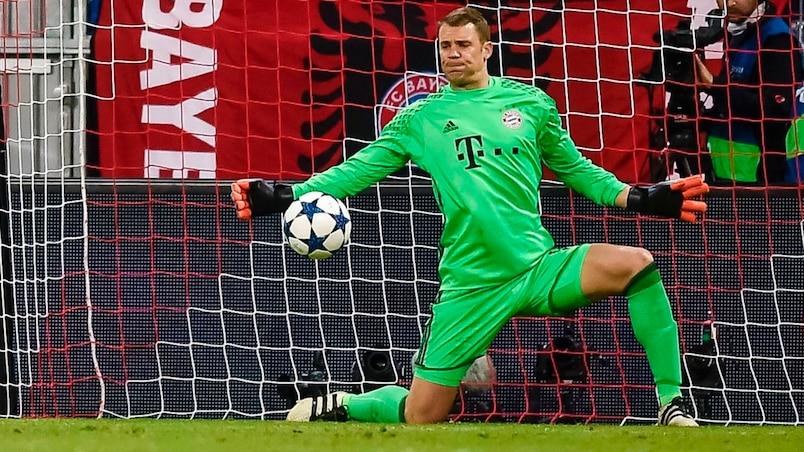 Manuel Neuer nouveau capitaine du Bayern Munich