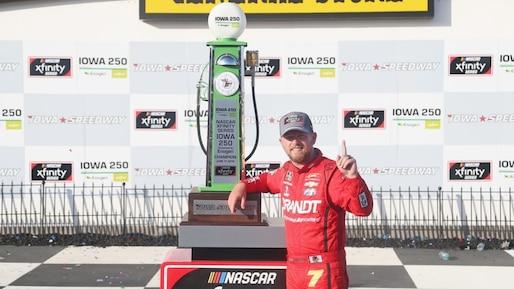 NASCAR Xfinity Series Iowa 250 presented by Enogen