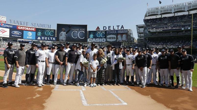 Sabathia remercié par une victoire de ses Yankees