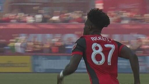 La série victorieuse du Toronto FC se poursuit