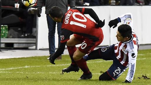 MLS-SOC-CHIVAS-V-TORONTO-FC:-CONCACAF-CHAMPIONS-LEAGUE-2018---FI