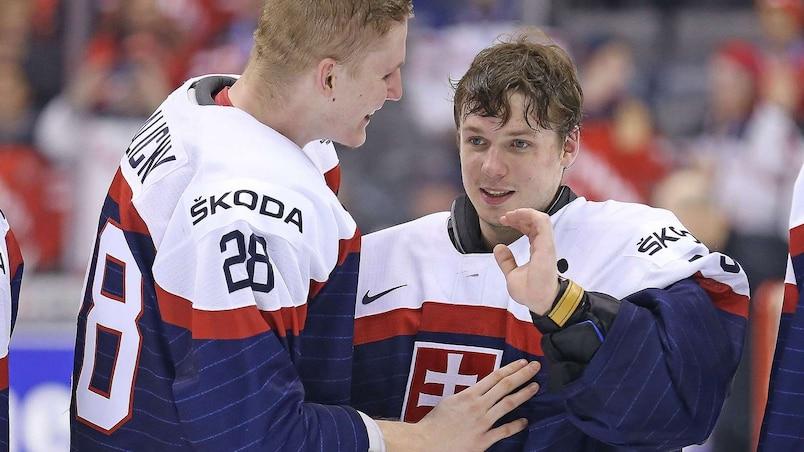 Team Slovakia v Team Sweden