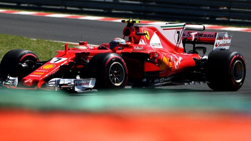 Räikkönen reste chez Ferrari