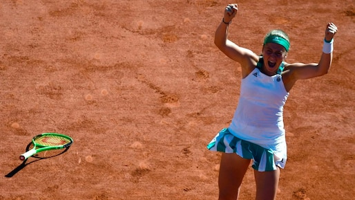 Roland-Garros: Jelena Ostapenko sacrée championne