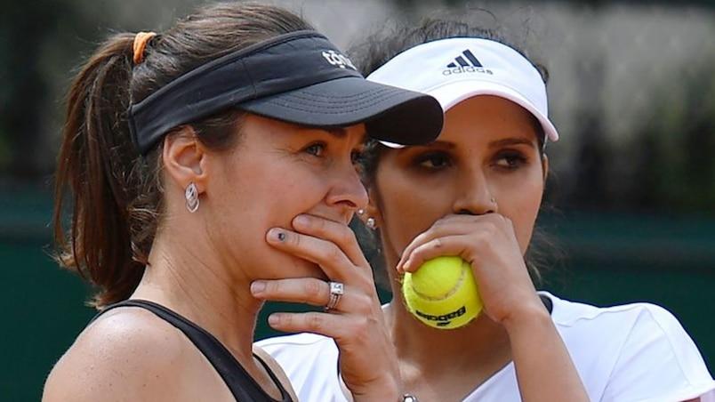 L'autre retour de Martina Hingis