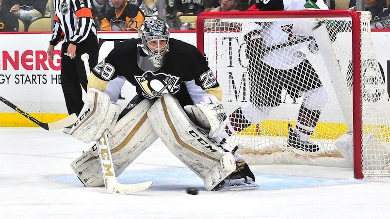Arizona Coyotes v Pittsburgh Penguins