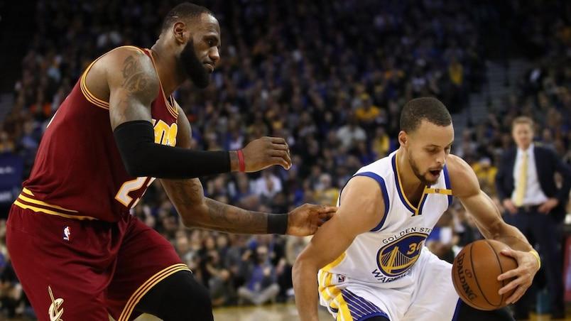 Finale de la NBA : troisième round