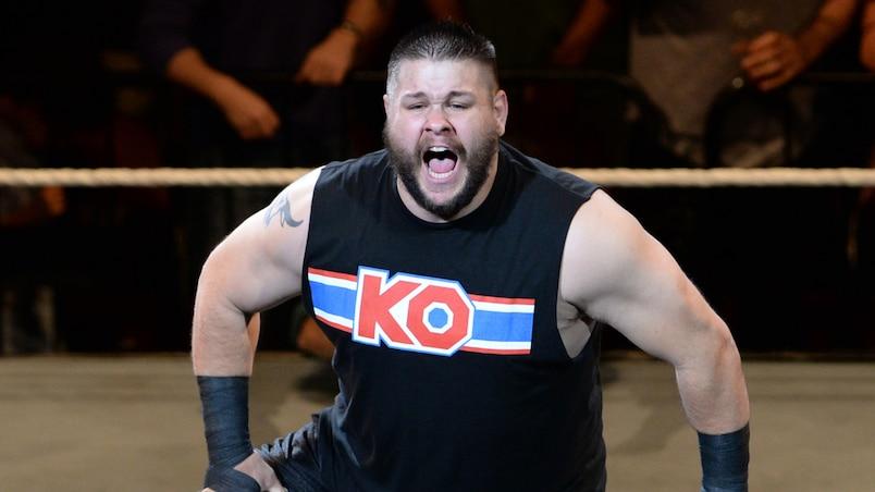Une nouvelle ceinture pour Kevin Owens