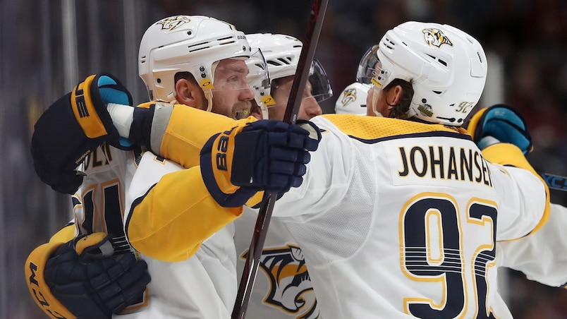 HKO-HKN-SPO-NASHVILLE-PREDATORS-V-COLORADO-AVALANCHE---GAME-FOUR