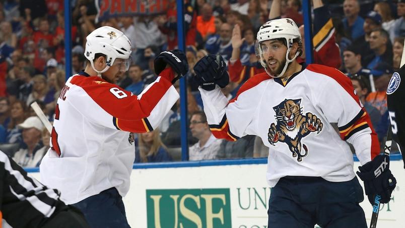 NHL: Florida Panthers at Tampa Bay Lightning