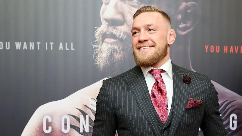 La mafia irlandaise menace Conor McGregor