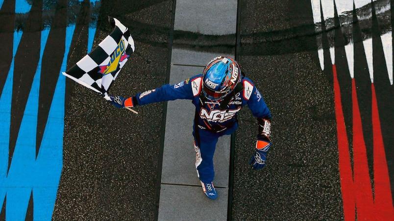 SPO-MOT-NAS-NASCAR-XFINITY-SERIES-OVERTON'S-200