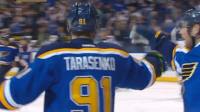 Tarasenko, qui d'autre?