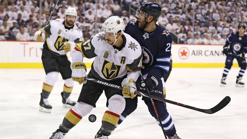 Les Golden Knights m'impressionnent, mais...
