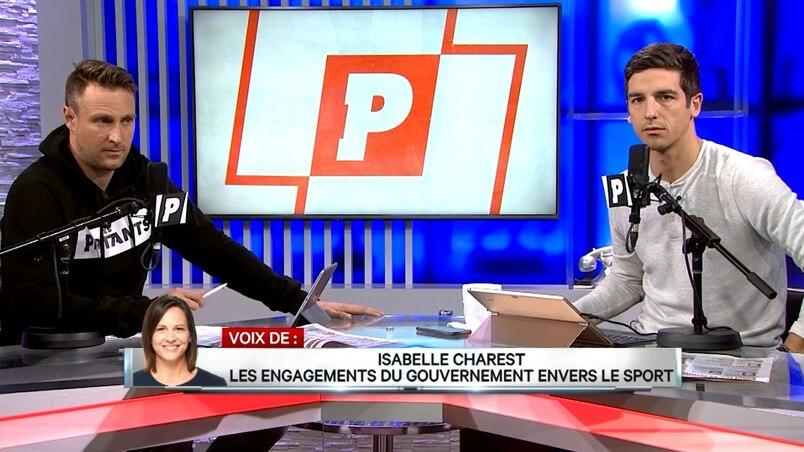 Isabelle Charest : «il y a une statistique alarmante»
