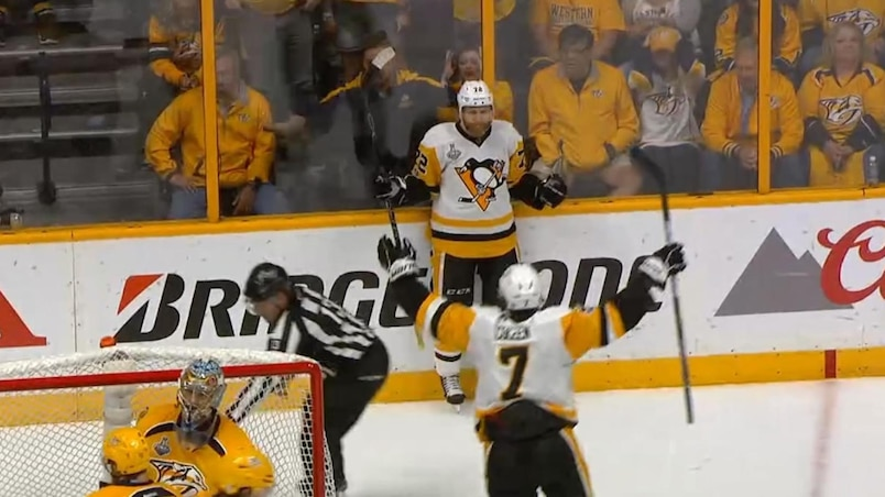 Voyez le but de Hornqvist en sept angles