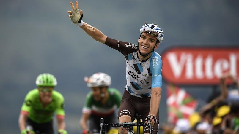 Tour de France : Bardet en tête de peloton