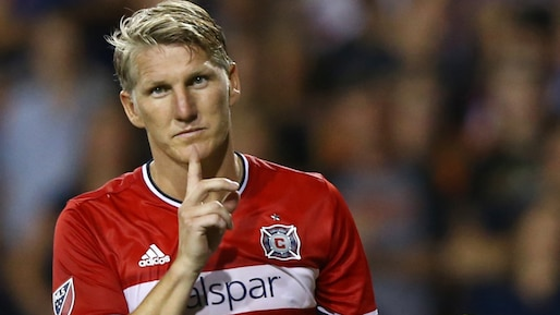 Bastian Schweinsteiger nommé capitaine des représentants de la MLS