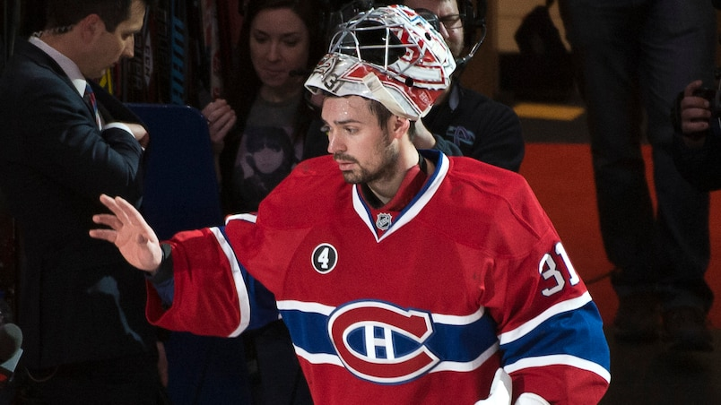 Carey Price tenait à participer